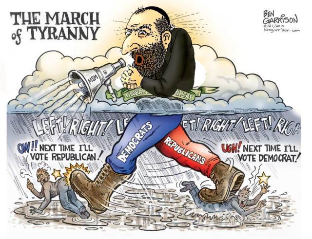 The_march_of_tyranny
